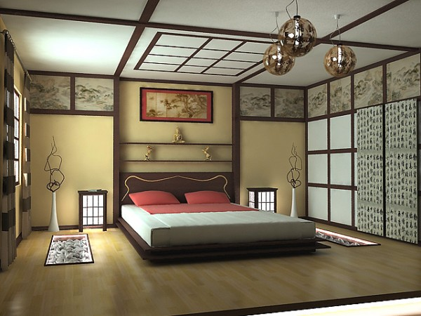 дизайн японский